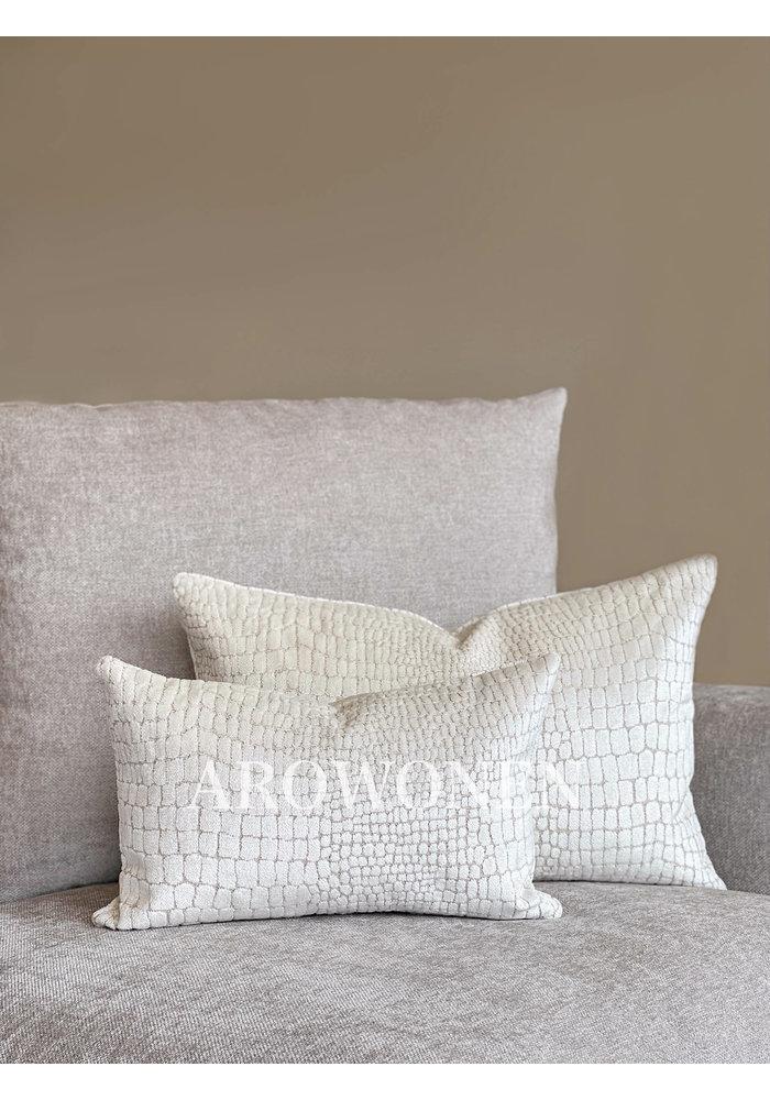 Decorative Cushion - Cordelia - Cream