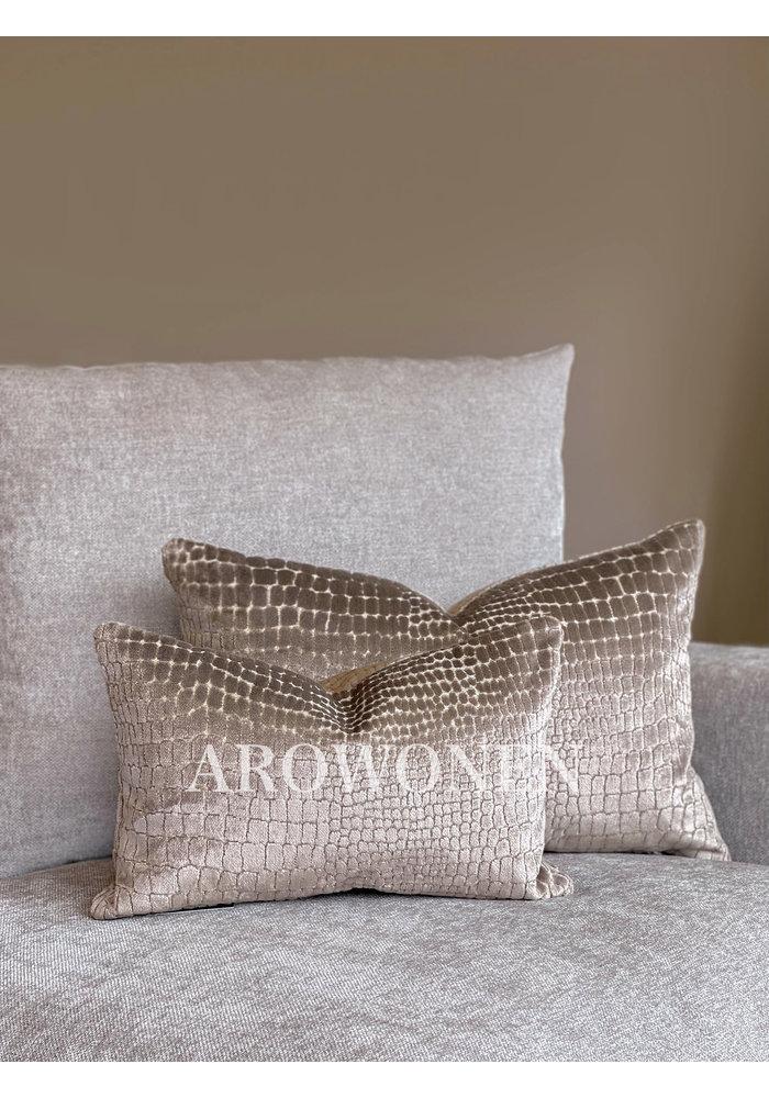 Decorative Cushion - Cordelia - Sand