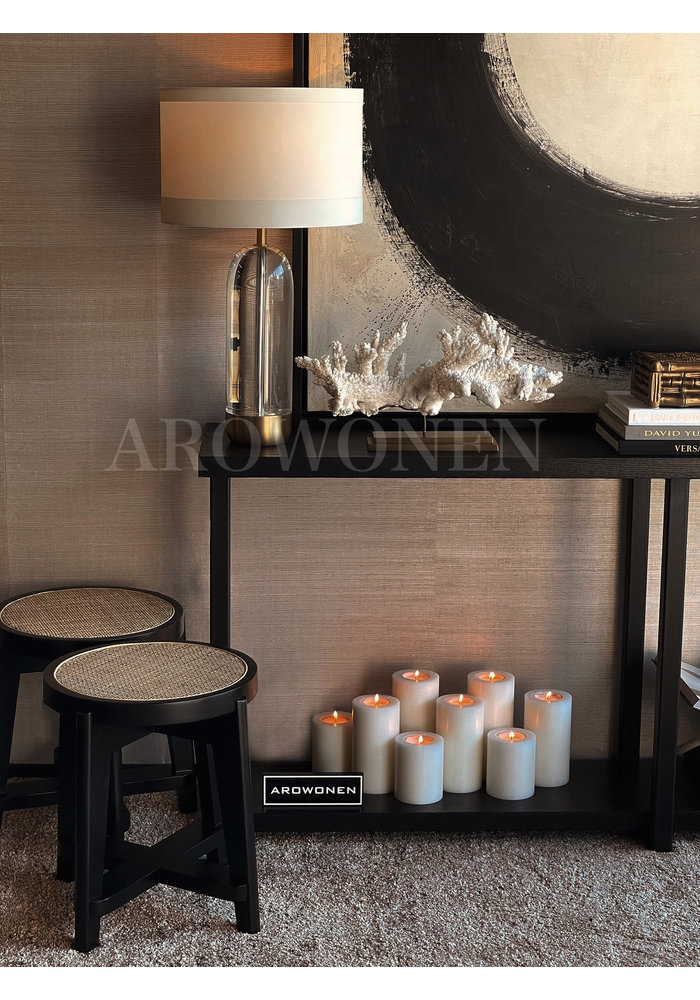 Kunst kaarsen Set van 8
