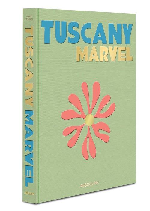 ✩ Book - Tuscany Marvel