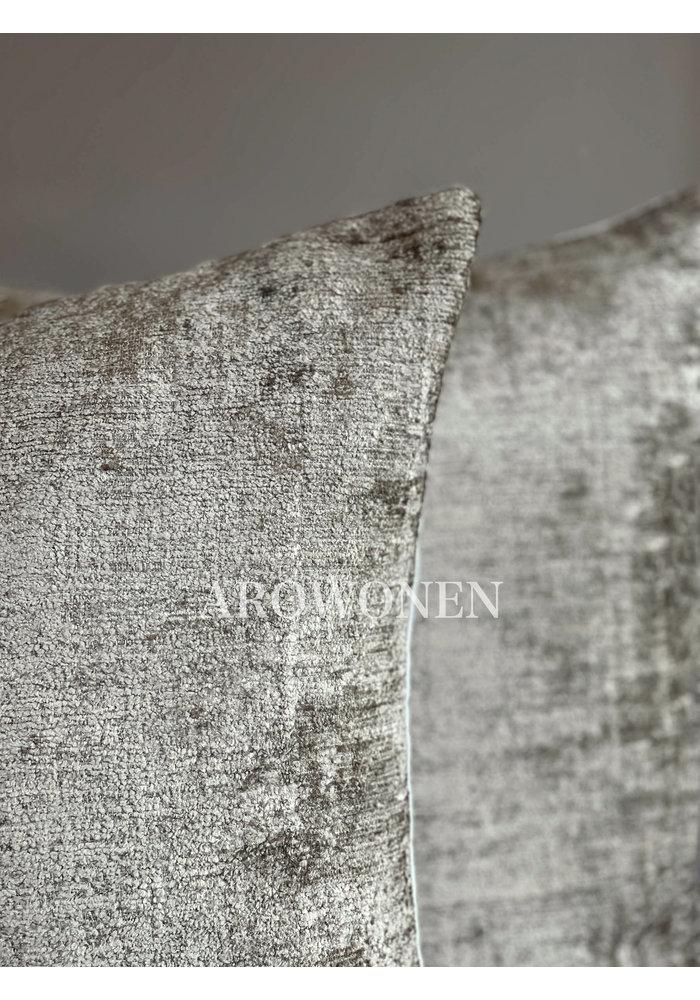 Decorative Cushion - Stones - Warm Taupe