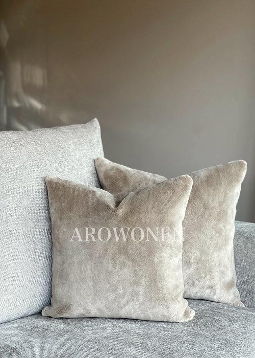Decorative Cushion - Pooh - Beige