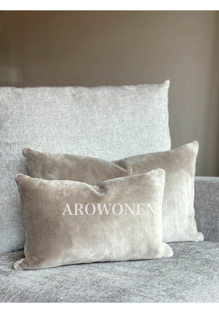 Decorative Cushion - Pooh - Soft Beige