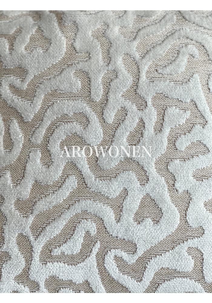 Decorative Cushion - Hippolyra - Creme