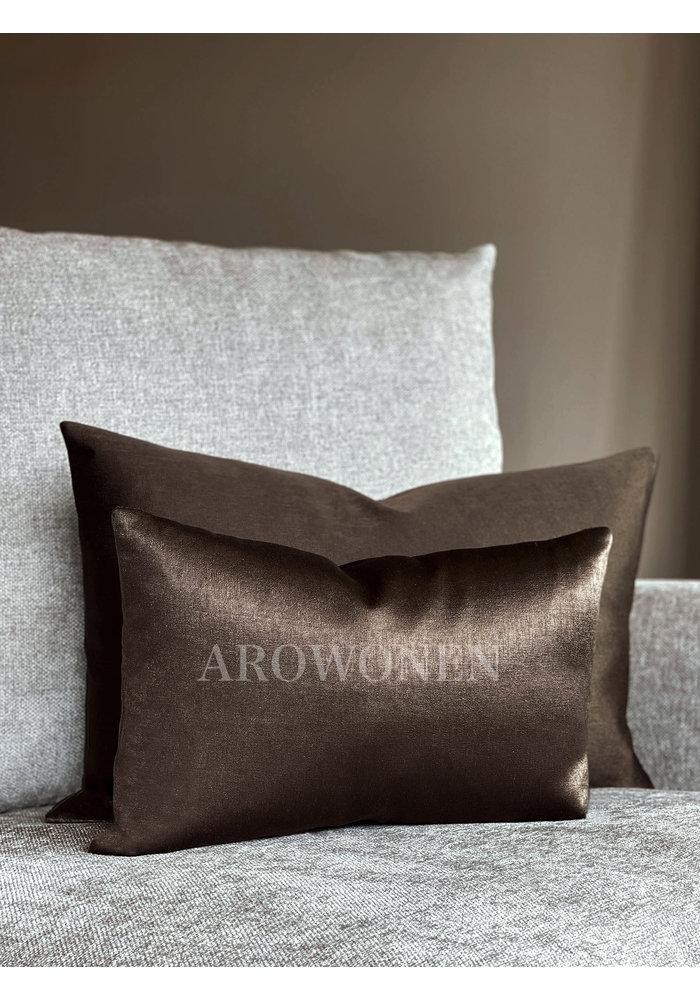 Decorative Cushion - Pandora - Choco