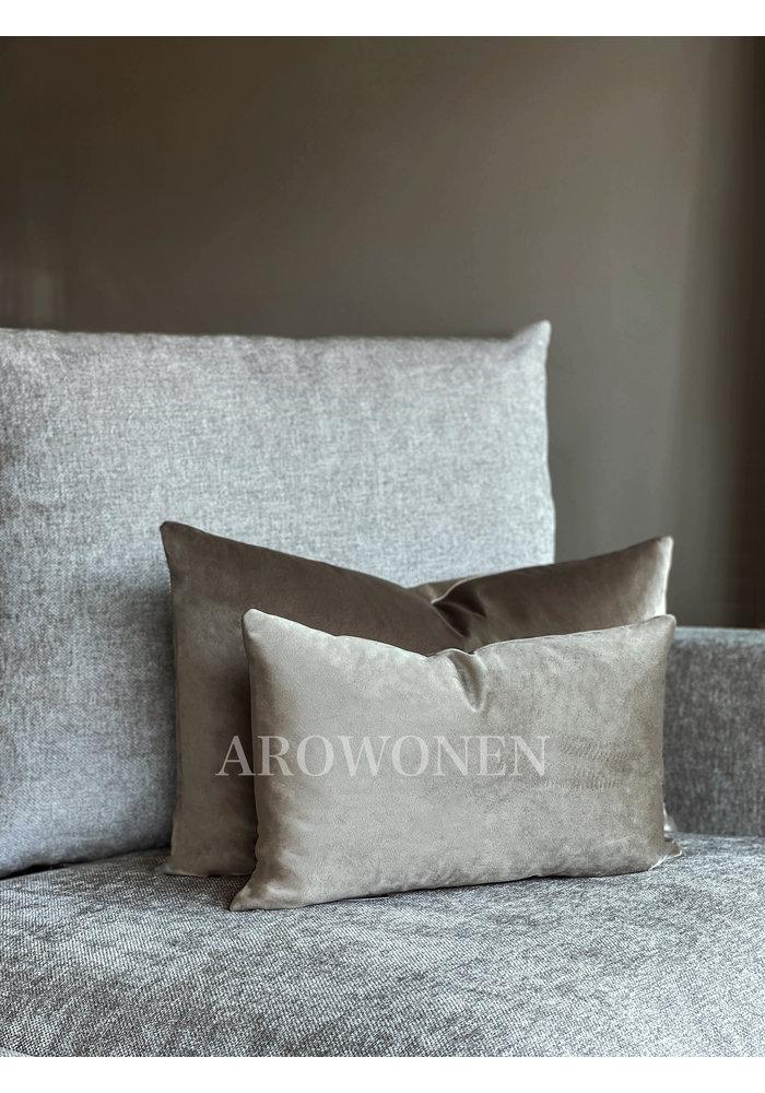 Decorative Cushion - Amelia - Toffee Taupe