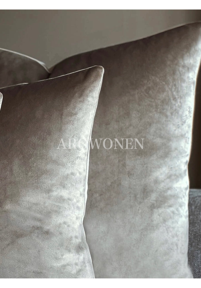 Decorative Cushion - Velvetta - Warm Champagne