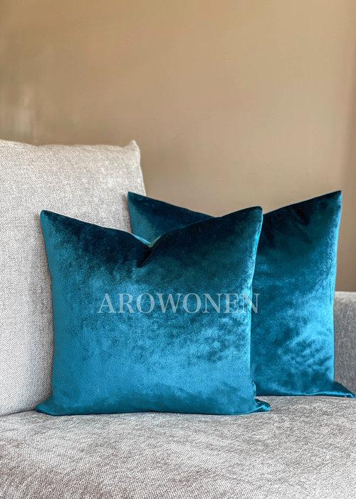 Decorative Cushion - Emarson - Navajo Turquoise
