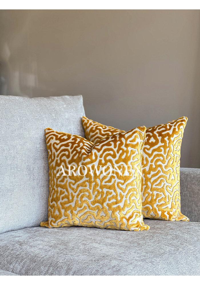Decorative Cushion - Hippolyra - Orche