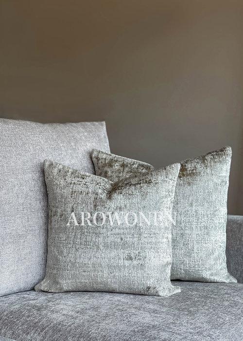 AROWONEN Decorative Cushion - Kaylani - Sage
