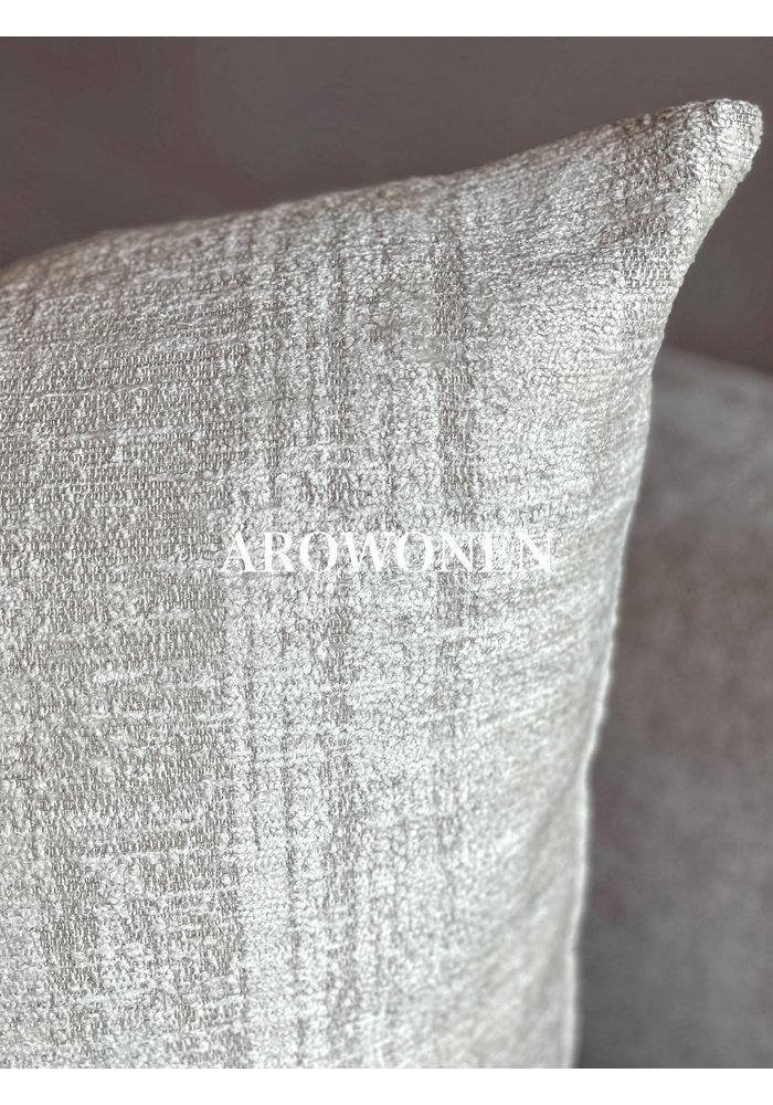 Coussin Décoratif - Kaylani - White