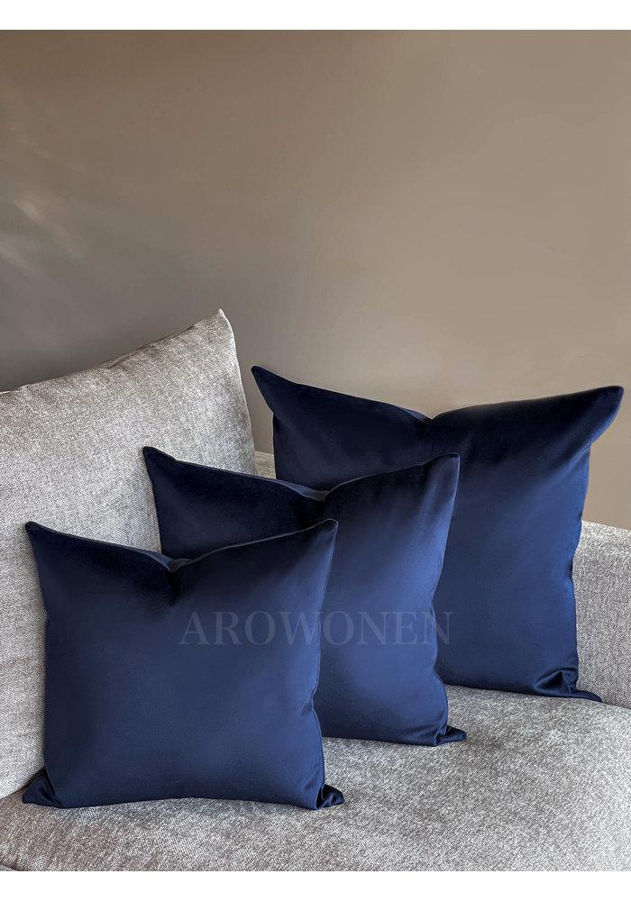 Decorative Cushion - Amelia - Royal Blue