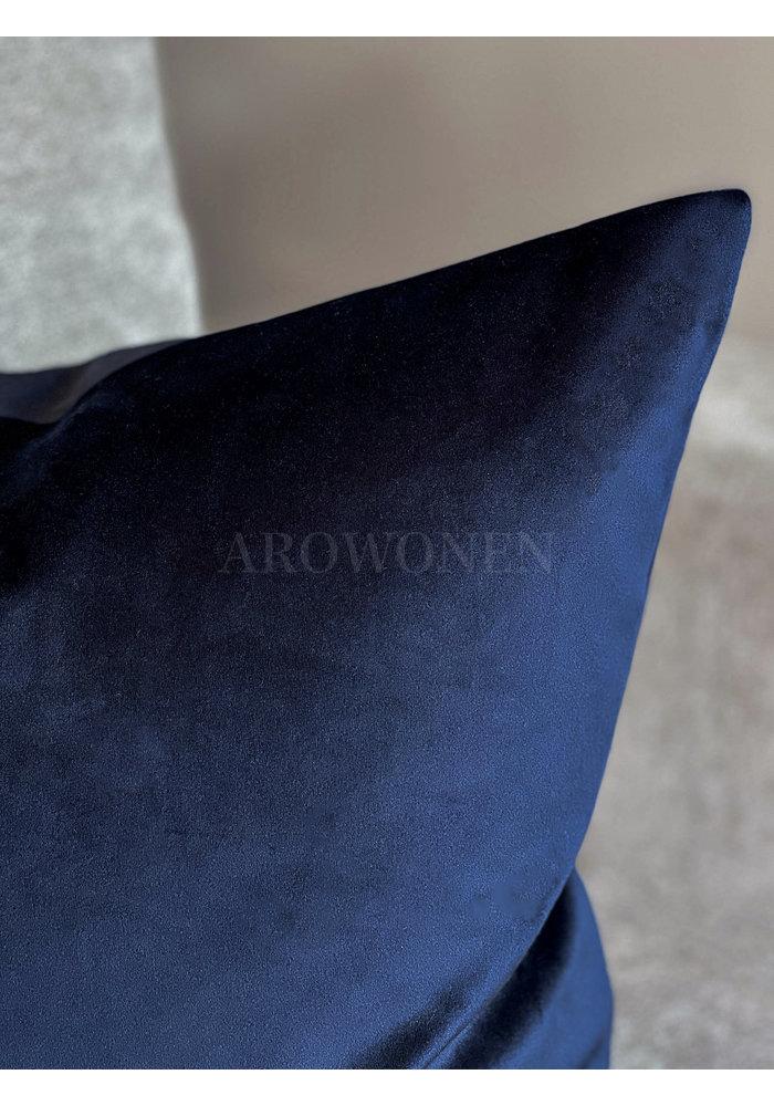 Decorative Cushion - Velvetta - Royal Blue