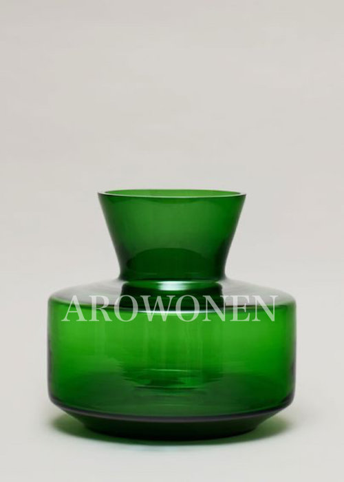 ✩ STUDIO ZAR Vase - The Grand - Green