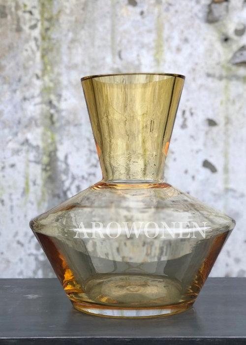 ✩ STUDIO ZAR Vase - The Dae - Champagne
