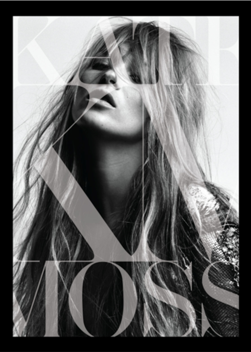 Le Livre  - The Kate Moss -  Cover 4
