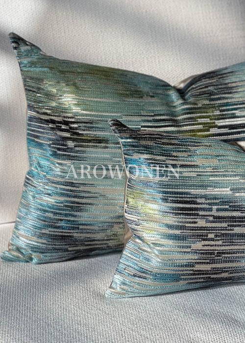 AROWONEN Decorative Cushion - New York - Matrix