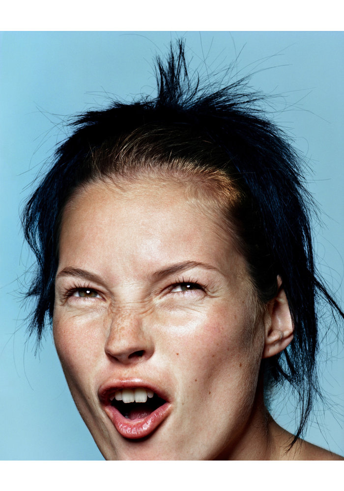 Boek - The Kate Moss  - Cover 3