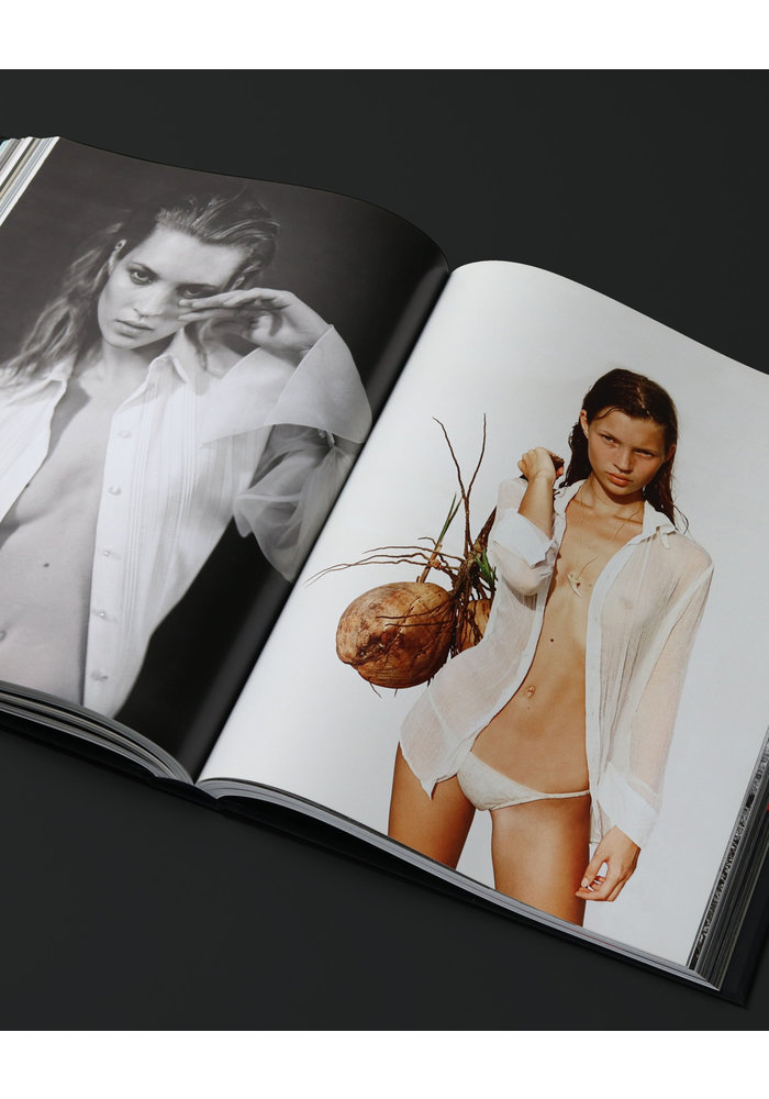 Boek - The Kate Moss - Cover 2