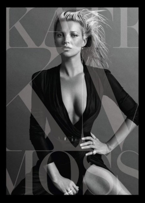 Le Livre  - The Kate Moss  - Cover 3
