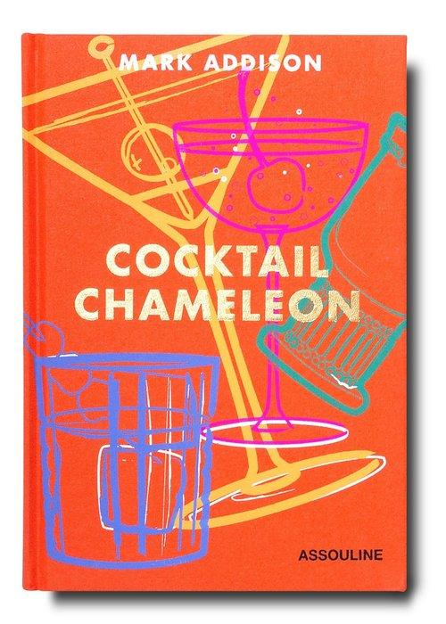 Assouline Book - Cocktail Chameleon