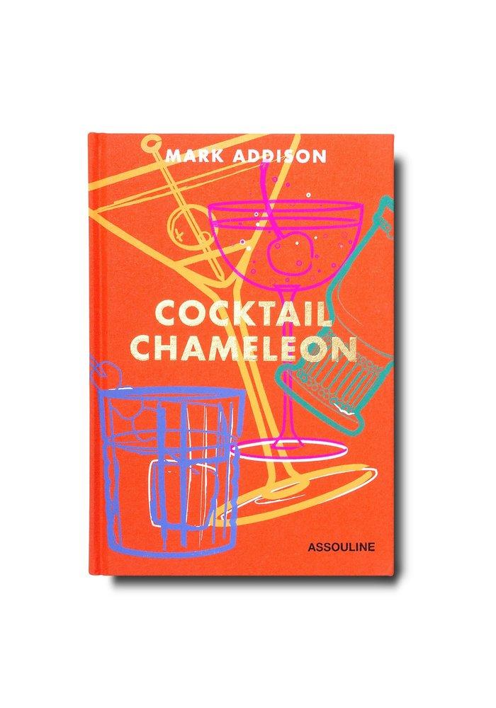 Boek - Cocktail Chameleon
