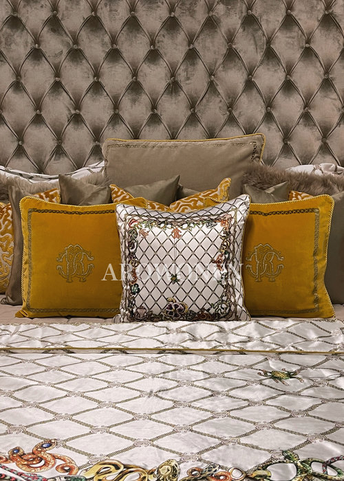 Roberto Cavalli  Decorative cushion - Spider