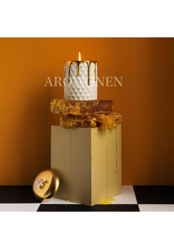 Box/Kaars - Beehive