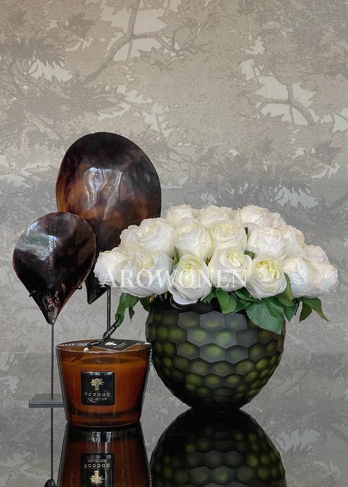 ✩ Rose - Venetia - White