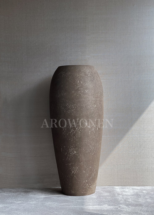 Vase - Moonstone - Marron