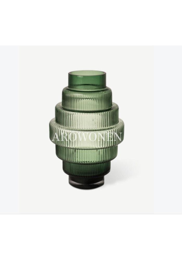 Vase - Statement - Green