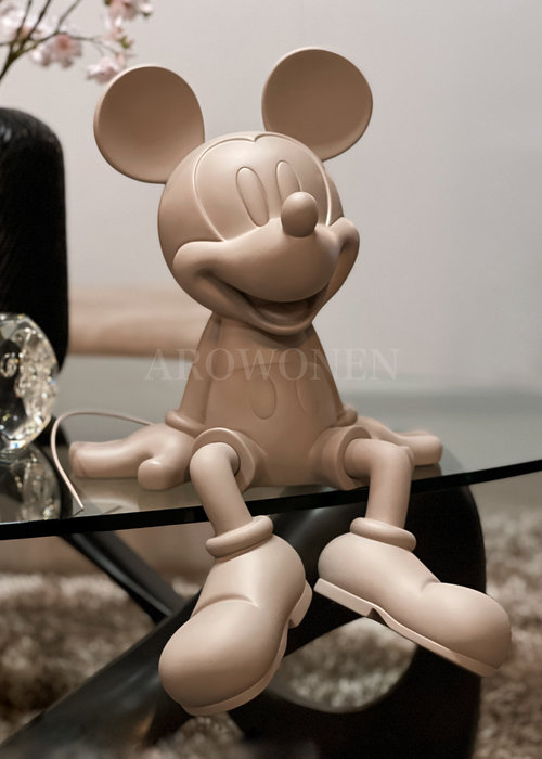 Disney Mickey Mouse  - Sitting - Nude