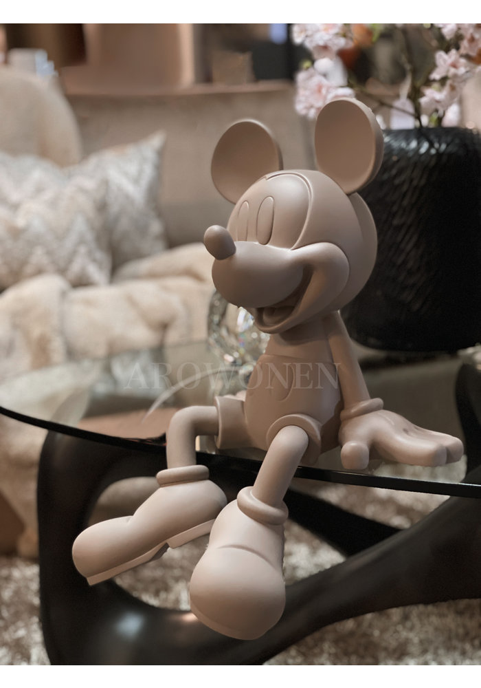 Mickey Mouse  - Sitting - Nude