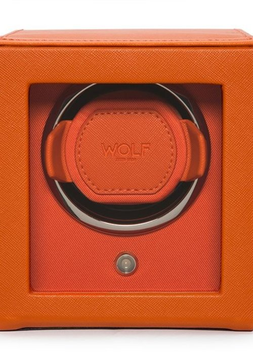 Watch Winder - Gale - Single - Hérmes Orange