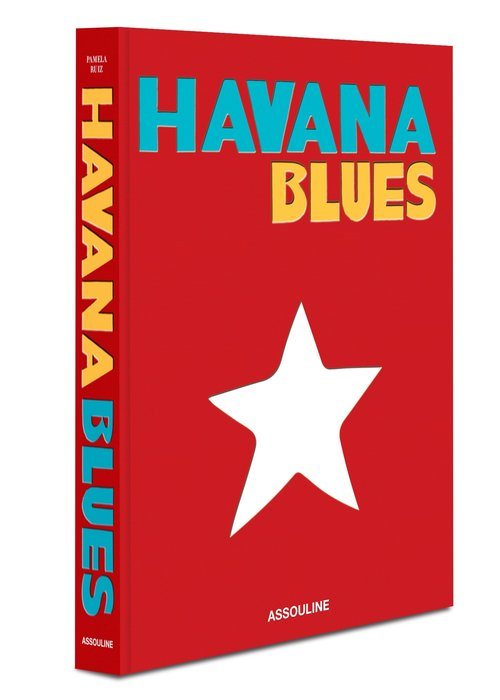 Boek - Havana Blues