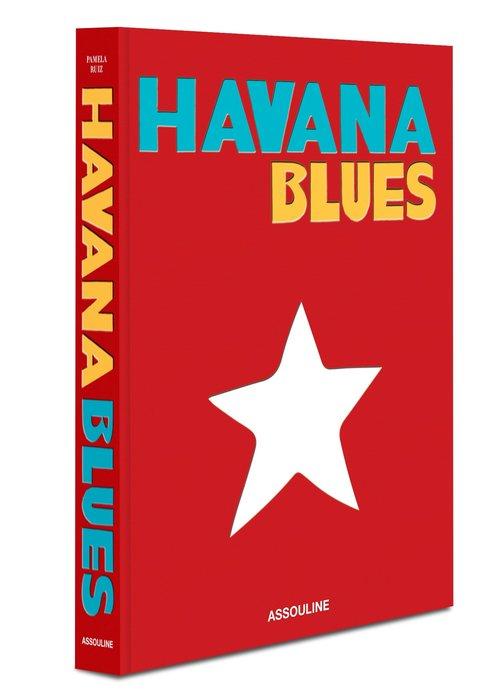 Book - Havana Blues