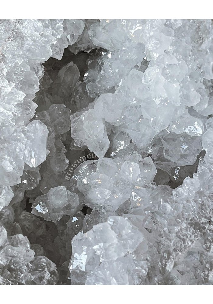 Steen - Bergkristal