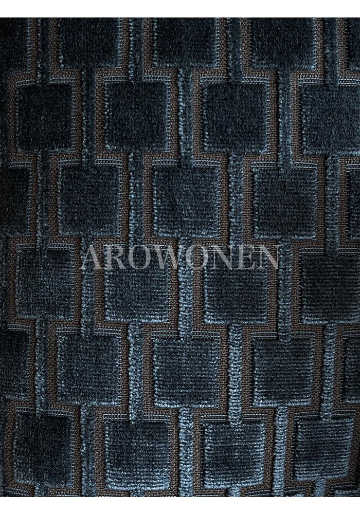 Decorative Cushion - Brooklyn - Prussian Blue