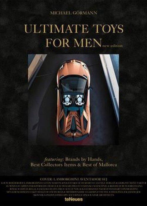 Livre - Ultimate Toys For Men New edition