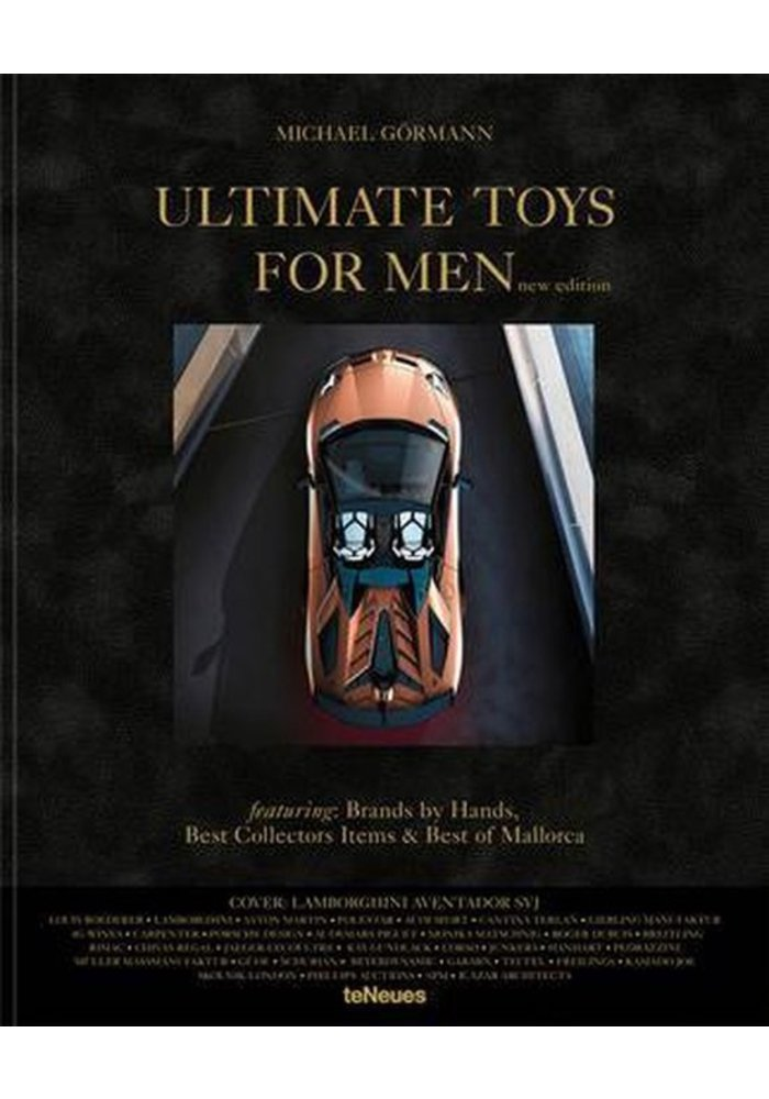 Book - Ultimate Toys For Men New edition