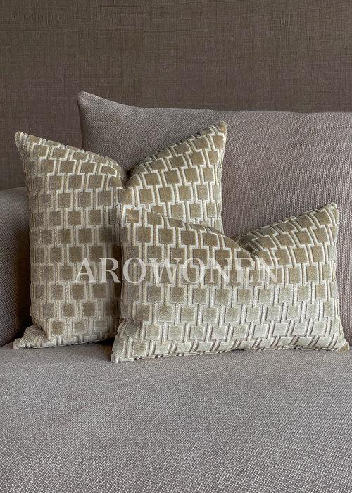 Decorative Cushion - Brooklyn - Sand