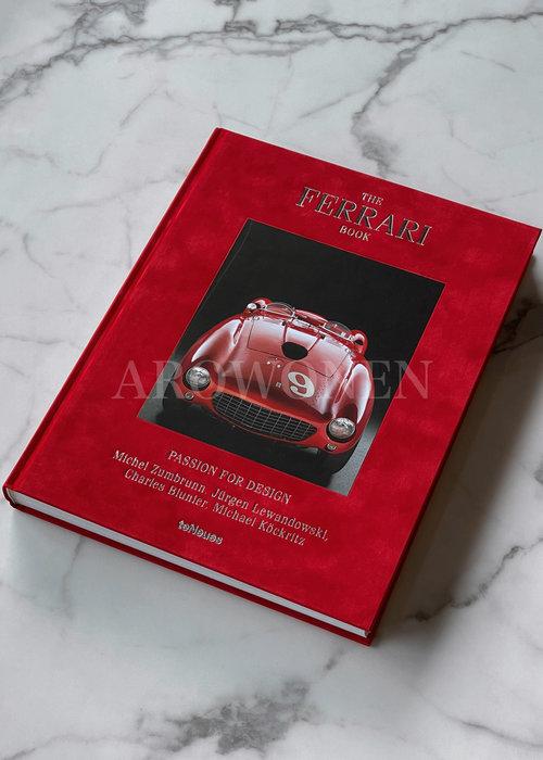 Livre - The Ferrari Book - Passion for Design