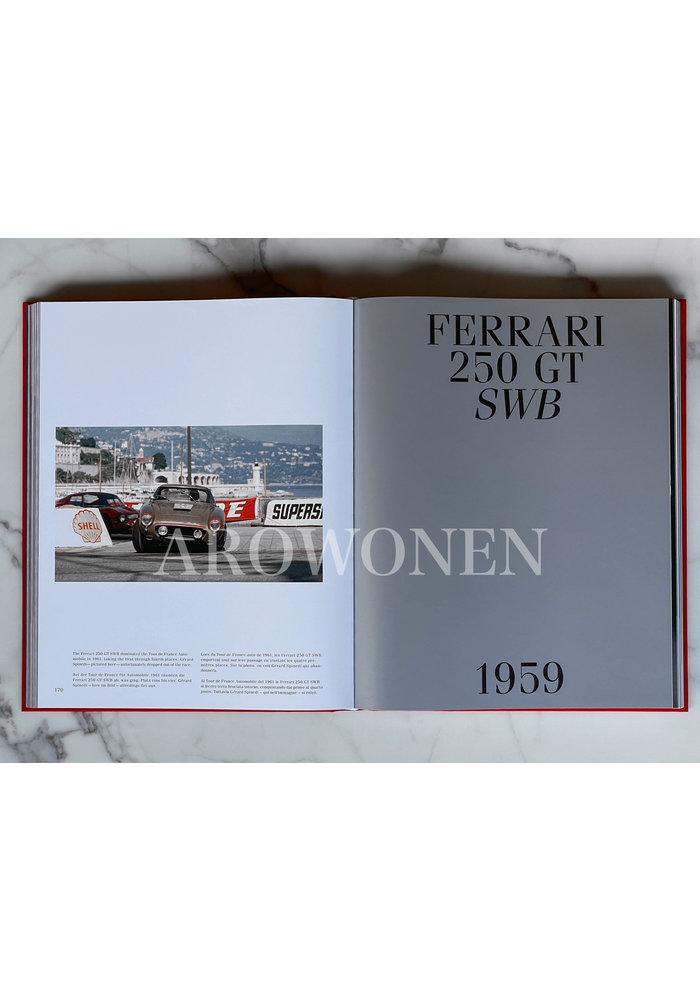 Book - The Ferrari Book - Passion for Design