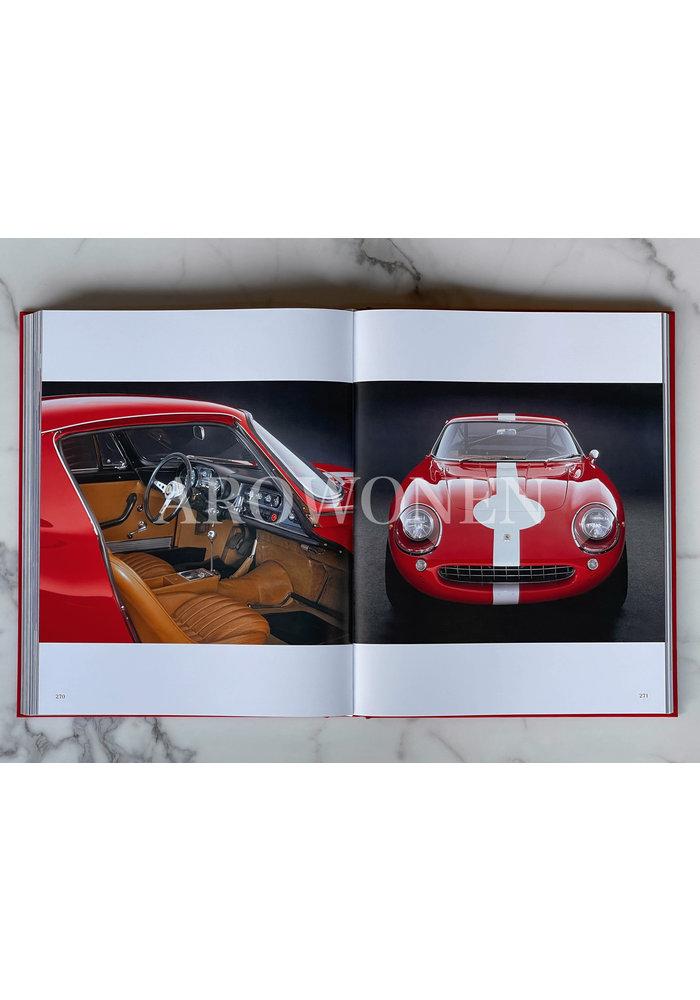 Boek - The Ferrari Book - Passion for Design