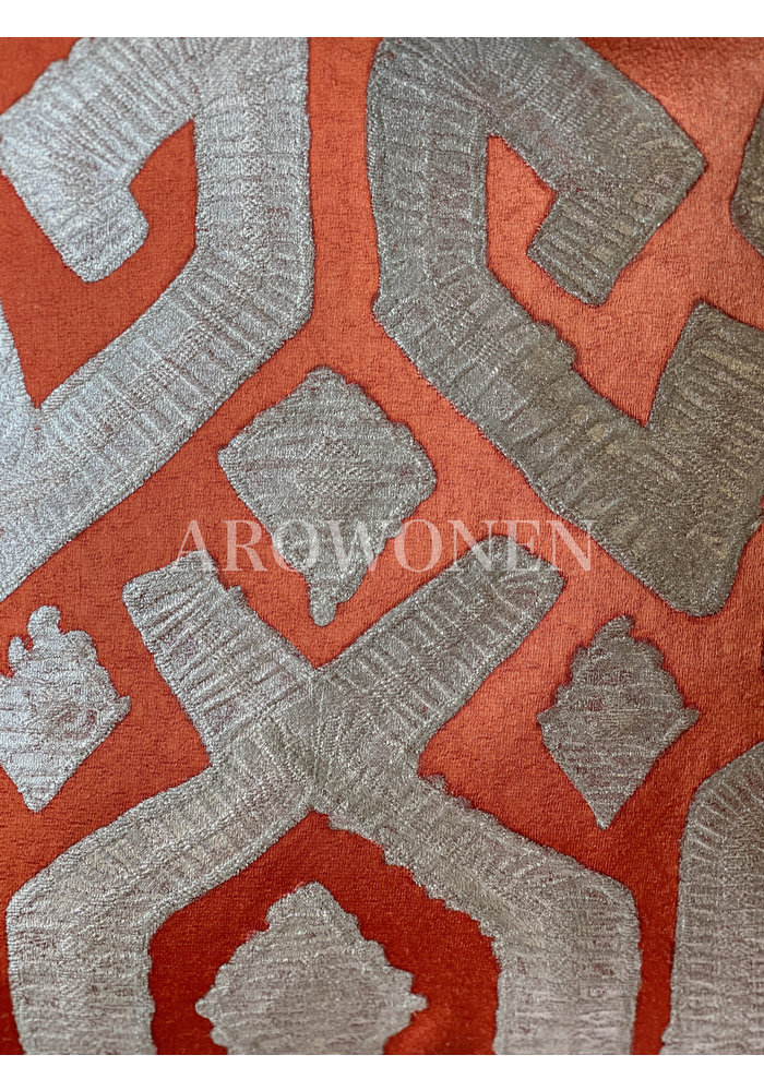 Decorative Cushion - Gypsy - Burnt Orange