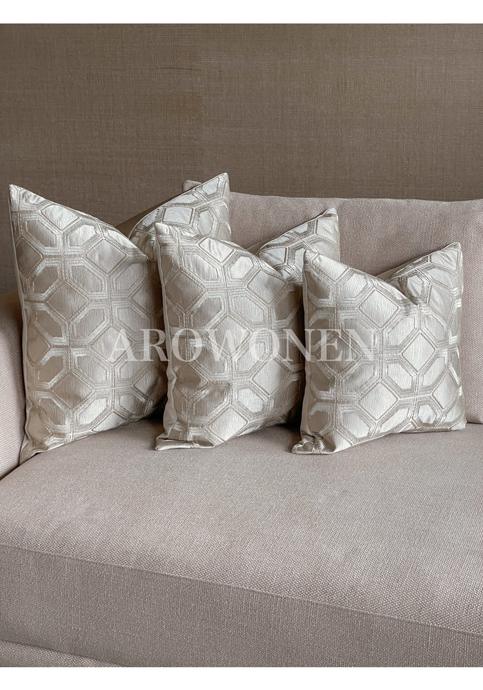 Decorative Cushion - Phyllis - Golden Wash