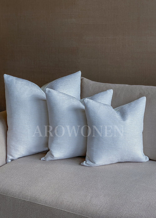 Decorative Cushion - Gianna - Goldish White
