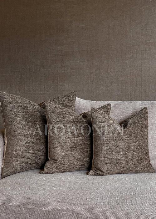 Decorative Cushion - Augustine - Bronzed Brass
