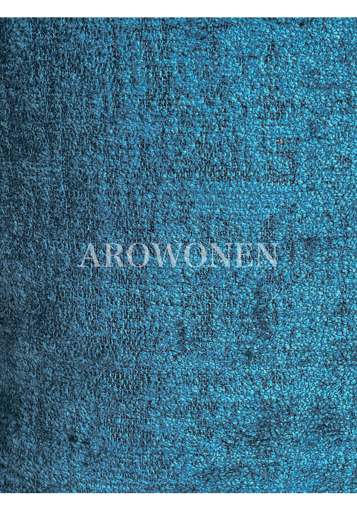 Decorative Cushion - Octavie - Rare Turquoise