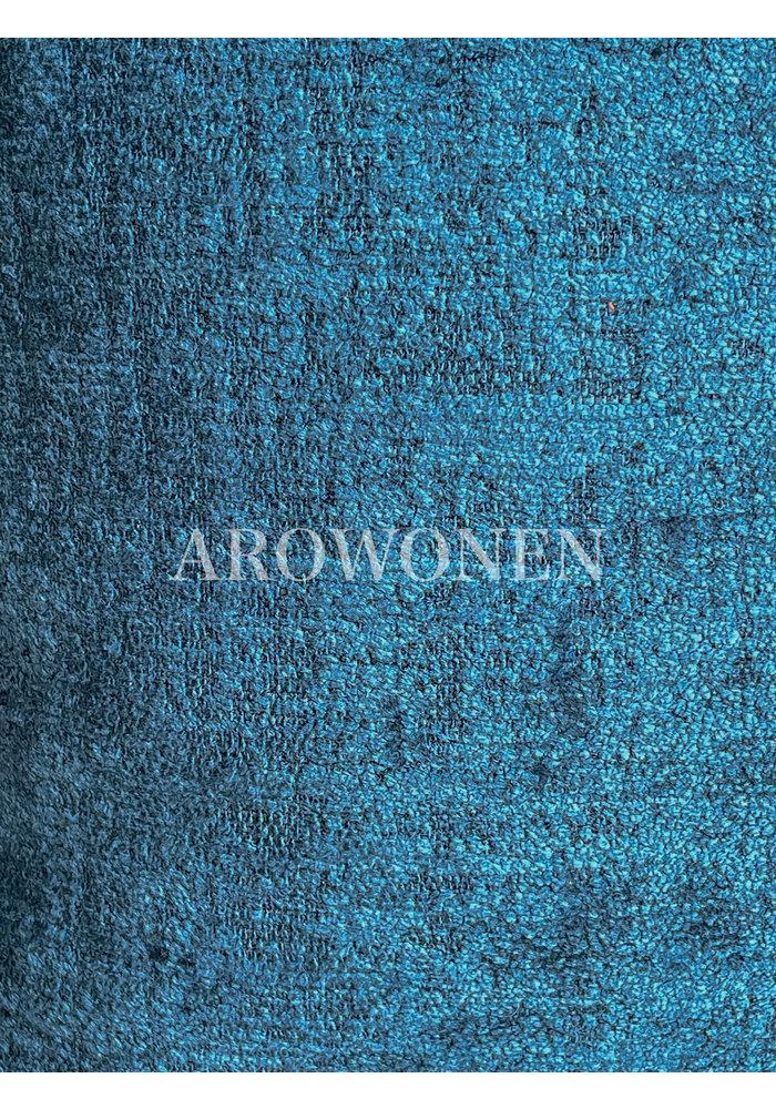 Sierkussen - Octavie - Rare Turquoise